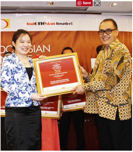 Anita Feng, Bawa Royal Kontraktor Raih Penghargaan