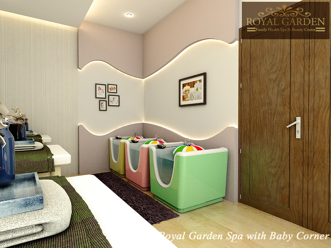Waralaba Baby Spa