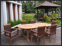 Royal Outdoor Dining Furniture