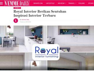 Royal Interior Berikan Sentuhan Inspirasi Interior Terbaru