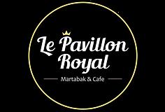 Logo Le Pavillon Royal Martabak & Coffee