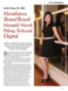Membawa Brand Royal Menjadi Merek Paling