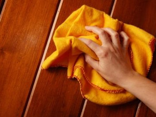 8 Tips to Clean Your Royal Wooden Furniture