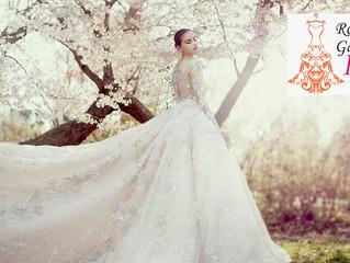 Waralaba Bridal Terkemuka di Indonesia : Royal Garden Bridal Meluncurkan Trend Gaun Pengantin Cinder