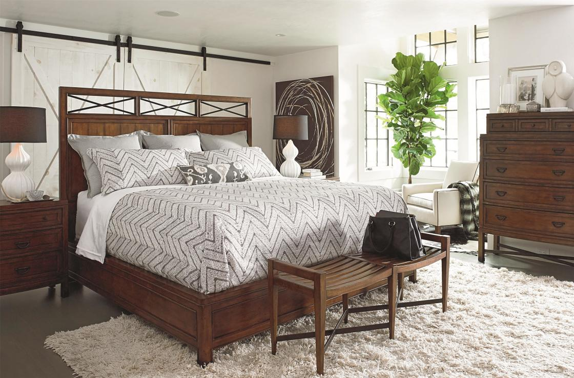 thomasville-american-furniture-ideas-for-master-bedroom-ideas-classic-showing-cherry-teak-finish-kin