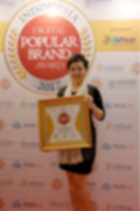 Digital Popular Brand Award 2017