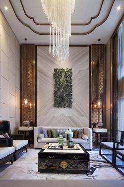 jasa interior lobby hotel