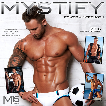 MYSTIFY Power & Strength 2016