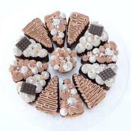 Chocolate/Cookies n Cream