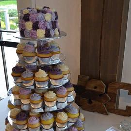 Rosette Swirl ~ Buttercream/Cupcakes