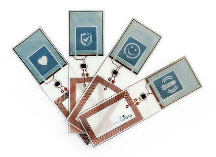 RFID NFC Displays