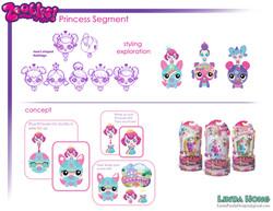 Zoobles Princess Segment