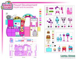 Kawaii Crush Hyper Happy Mall specs