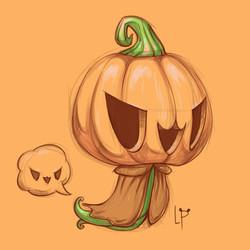 Pumpkin Boo!