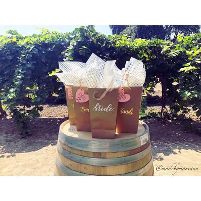 Bridal Shower Goodie Bags