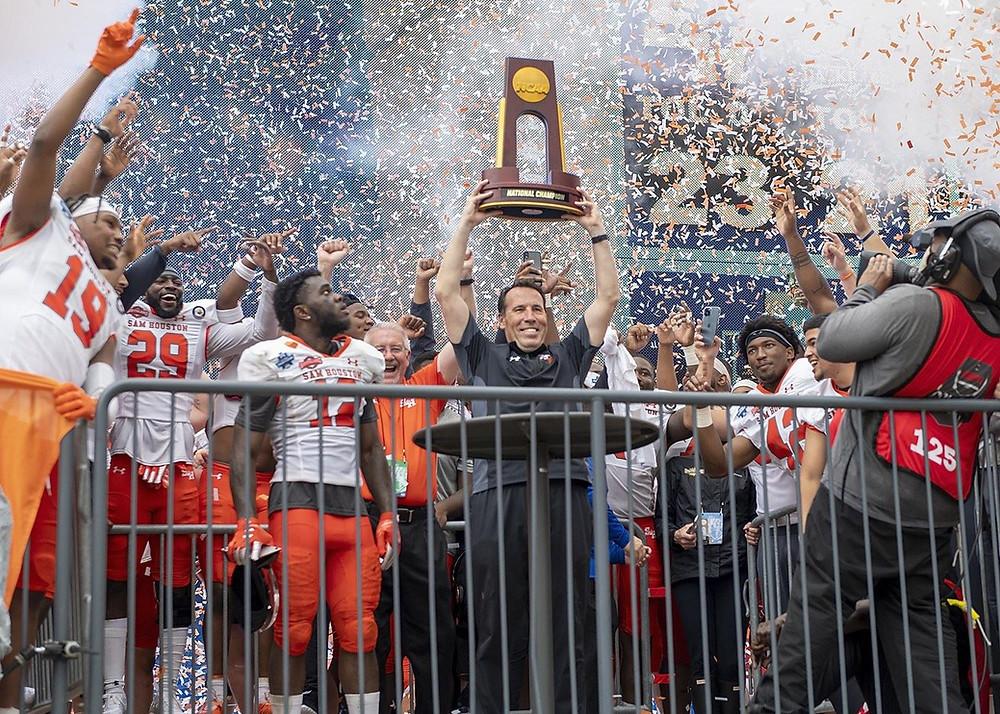 Sam Houston National Champions