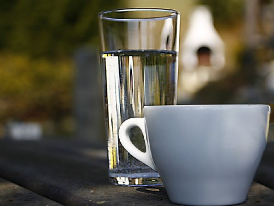 Coffee Brewing Water