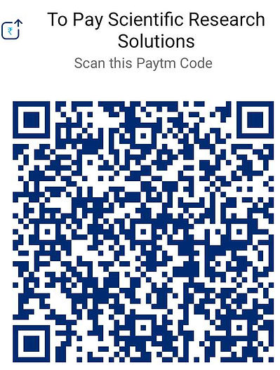 paytm payment for scietific research solutions