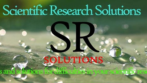 Welcome to Scientific Research Solutions