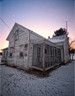 Ornate Porch