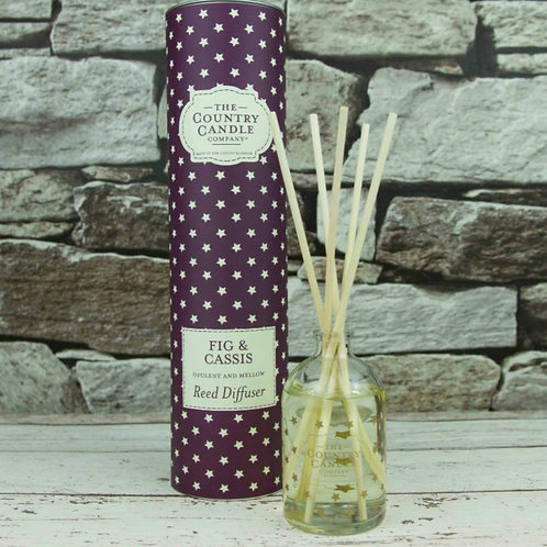 Fig & cassis reed diffuser - Superstars collection
