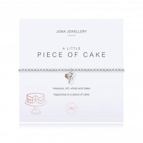 A little piece of cake bracelet