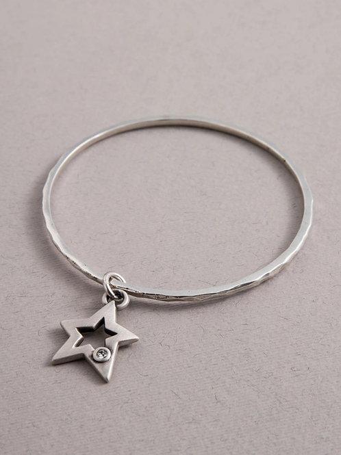 'Cetus' Star bangle