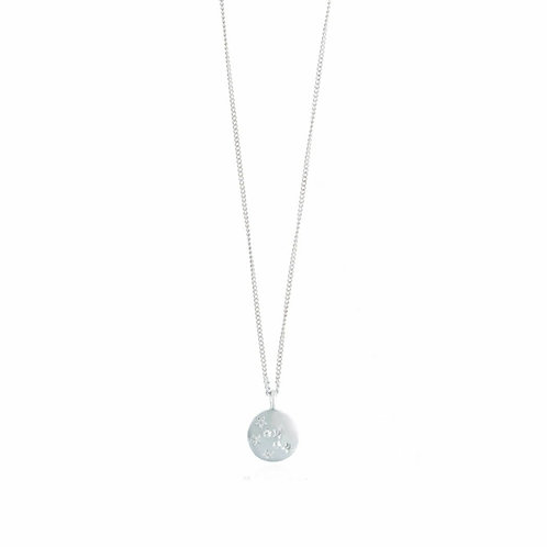 Galaxy necklace (614)