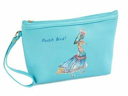 Posh bird- make up bag