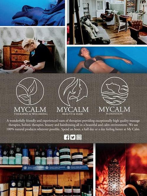 Massage & float vouchers