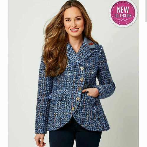 Beautiful Basket Weave Jacket