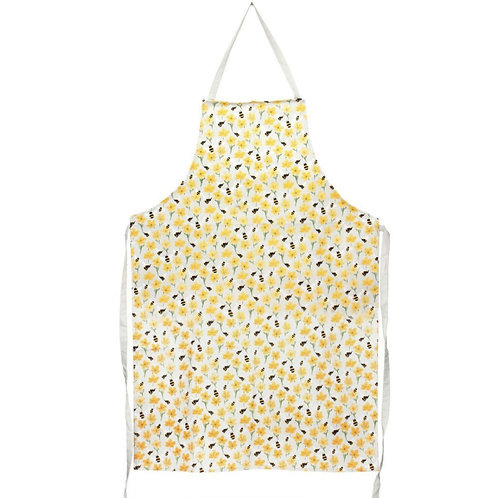 Buttercup bee apron