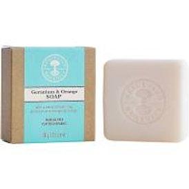 Geranium & Orange soap