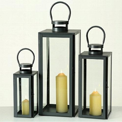 Black Arana lantern (3 sizes)