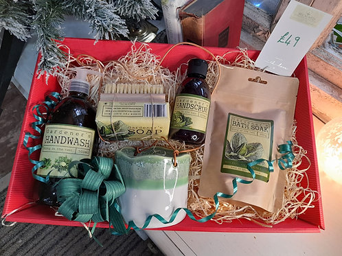 Garden lovers gift hamper