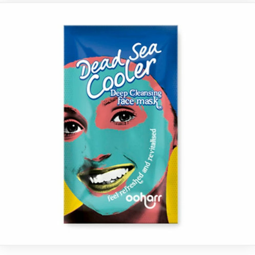 Dead sea cooler face mask (twin pack)