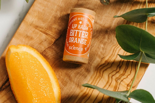 Bitter orange lip balm