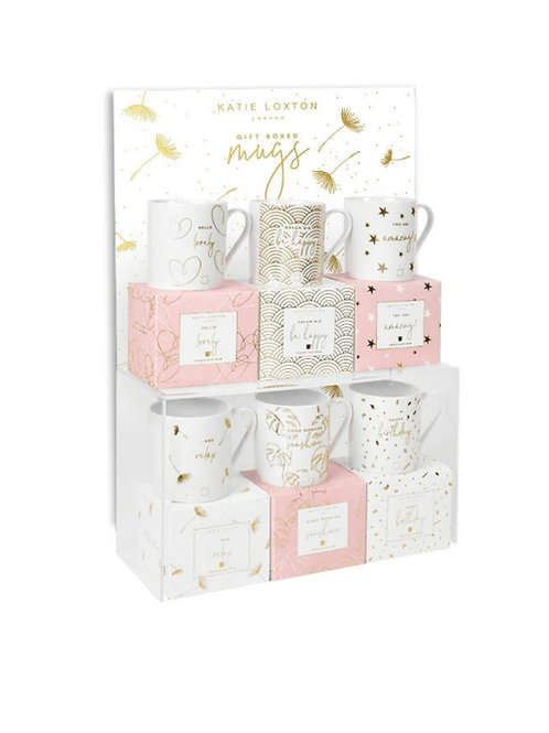 Gift boxed mug collection