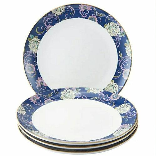 Fabulous Floral Dinner Plates
