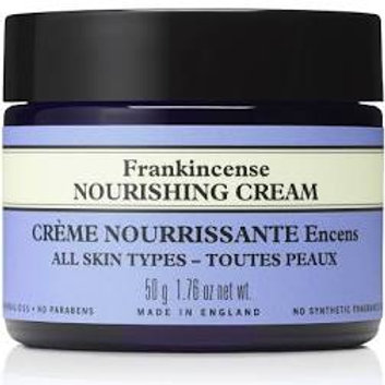 Frankincense Nourishing Cream