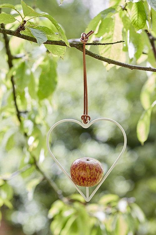 Sophie Conran apple bird feeder- Heart