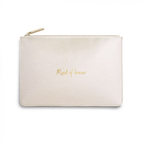 Maid of honour pouch