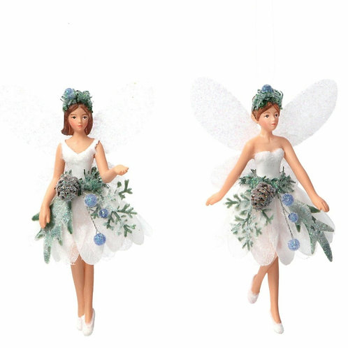 Small fairy decoration blueberries (17082)