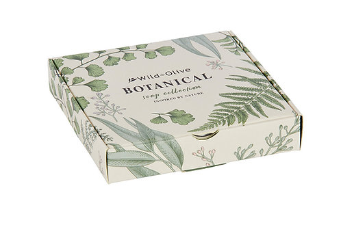 Botanical soap collection (box of 9)