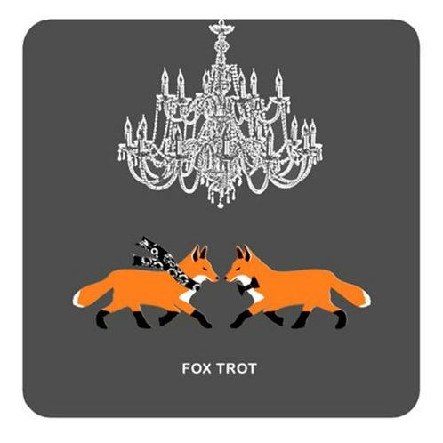 Fox trot -coaster