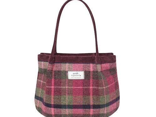 Freya bag - Hawthorn tweed