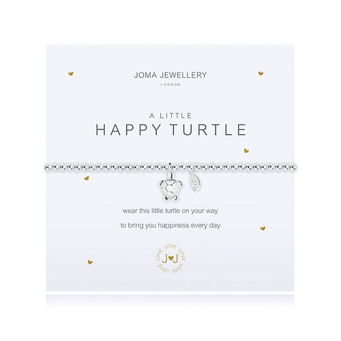A Little Happy Turtle Bracelet