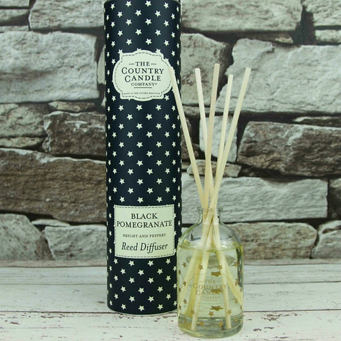 Black pomegranate reed diffuser - Superstars collection