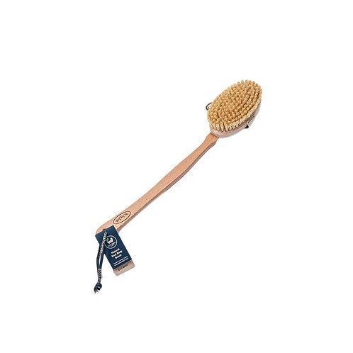 Natural Sisal Body Brush (Hard)