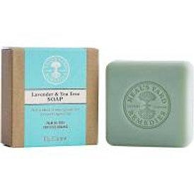 Lavender & Tea Tree Organic Soap